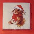 Christmas ladybug gift store for Snowman pocket tissues